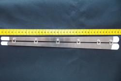 Бюск с расширением 26, 33, 38 см