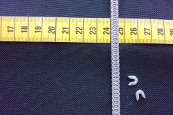 Спиральные корсетные косточки 6 и 7.5 мм (рулонные)