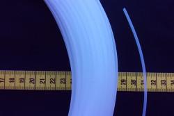 Силиконовый круглый шнур 5 мм